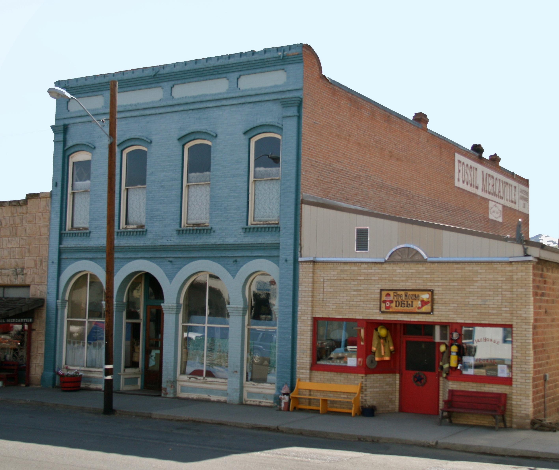 A Hidden Architectural Treasure In Eastern Oregon Oregon