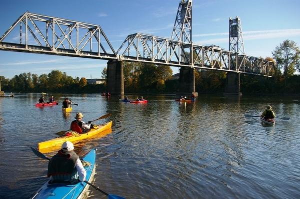 Salem's historic Union Street Railroad Bridge