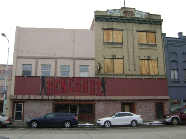 Could La Grande save these historic downtown buildings?