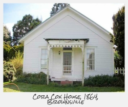 Cora Cox house