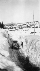 You can find historic photos like this of Mckenzie Highway on the new story map.