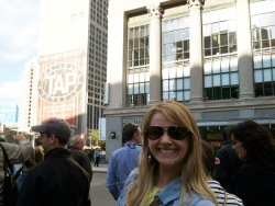 Alana in Detroit