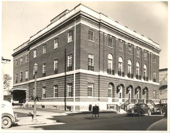 Medford US courthouse 1939