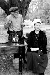 Steve & Mary Ann BW 02