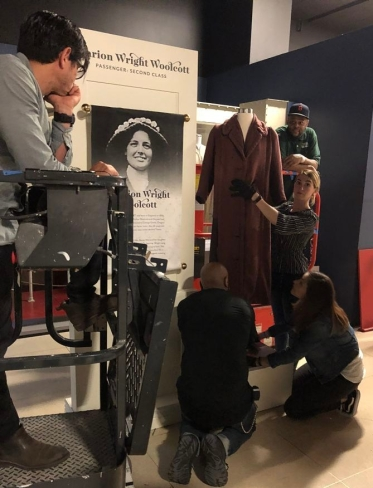 coat install at National Geographic_opt