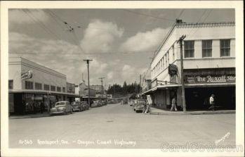 Down Town Reedsport