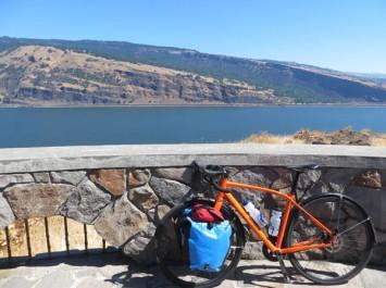 Bike in Gorge-Credit Heidi Beierle