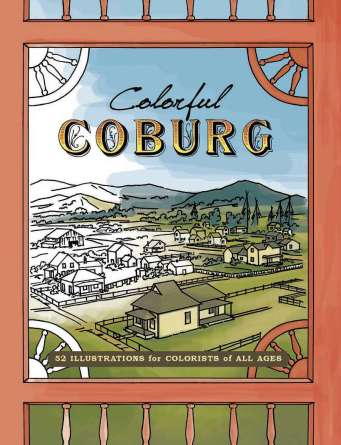 Coburg-Coloring-Book-front cover reduced